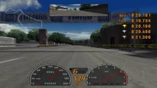 Gran Turismo 3 - A Spec Licence IA6