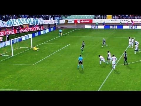 ALANYASPOR KONYASPOR SON SANİYE PENALTI GOL� Jagos Vukovic Spor Toto Süper Lig 2016/2017 Sezonu, 04 Aralık 2016 Pazar, 13:30.