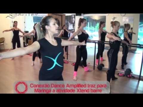 XTend Barre - Conexão Dance Amplified - Lente Aberta