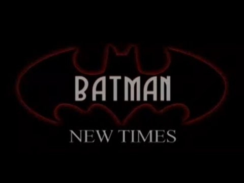 Batman New Times Video