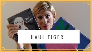 Haul Tiger - Desk planner 2017 - Ita