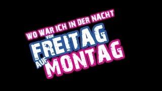Die Nacht Von Freitag Auf Montag - Peter Wackel (offizielles Video)