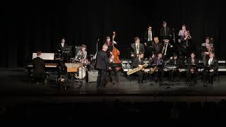 Manteca the A Train - SEIBA High School Jazz Band