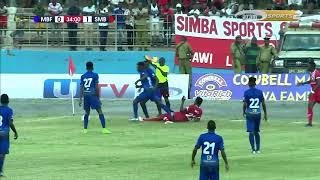 Azam TV - Mabao, full highlights Mbao FC Vs Simba SC 2-2