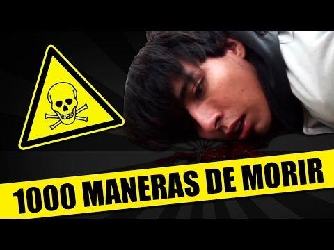 1000 Maneras Estúpidas de Morir   PARODIA   QueParió!
