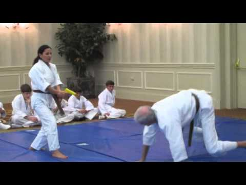 Angie Seibukan Jujutsu - Shodan Level Image 1