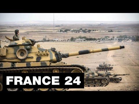 Syria: Kurds VS jihadists, the battle for Kobani rages on