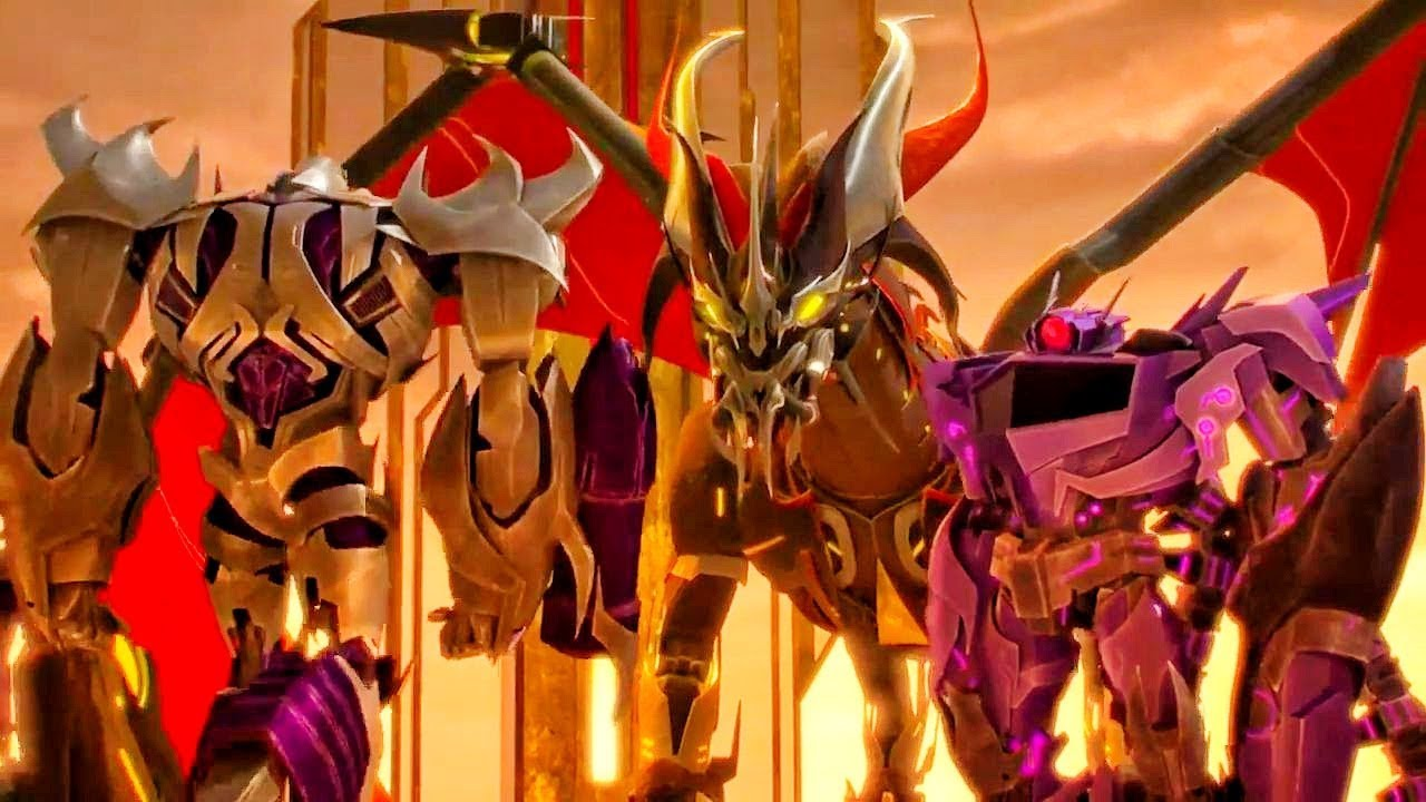 Transformers Prime Season 01 Beast Hunters Episode 03 Prey In Hindi. Predaking is Out for its Prey.