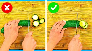 32 KITCHEN HACKS TO MAKE YOUR LIFE SO MUCH EASIER
