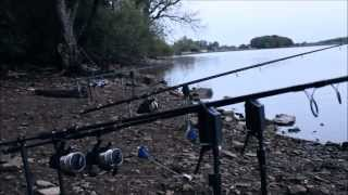 Carp fishing France. The Autumn Adventure 14