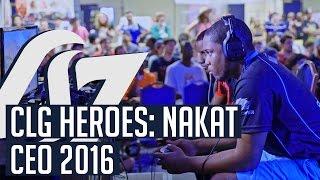 CLG Heroes Ep 2: NAKAT - CEO 2016