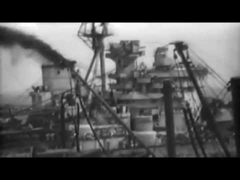 Pacific Fleet Press Conference, 08/1945 (full)