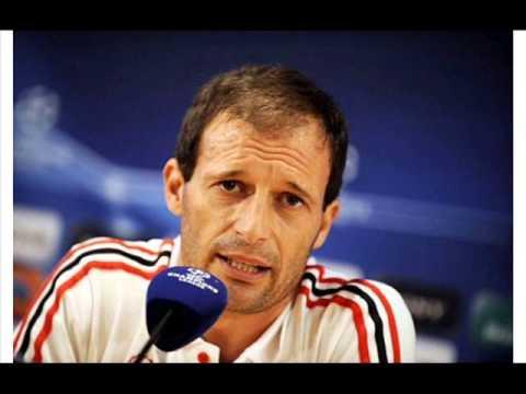 intervista allegri dopo la partita di champions league milan-psv 3 0: dimissioni del tecnico