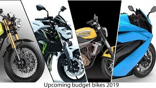 Top 10 Upcoming Bikes in India 2019 | | Budget bikes | Price| full detailed