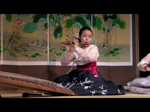 Traditional Korean Music video