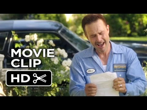 Just Before I Go Movie CLIP - Poem (2015) - David Arquette, Sean William Scott Movie HD
