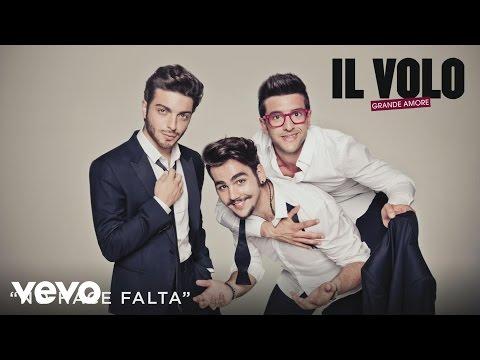 Il Volo - No Hace Falta (Cover Audio)