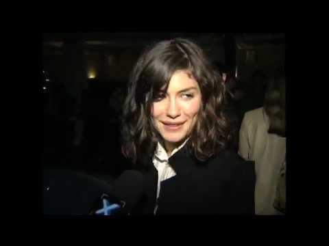 Audrey Tautou - First U.S. interview