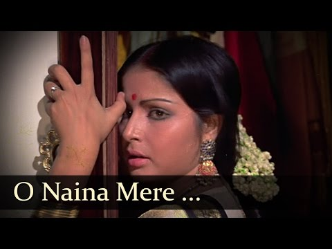 O Naina Mere Rang Bhare - Rakhi - Dharmendra - Blackmail - Bollywood Hit Songs - Kalyanji Anandji video
