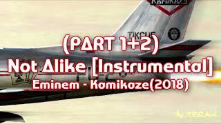 Instrumental Not Alike Eminem Ft Royce Da 5 39 9 34 Both Part 1 And Part 2