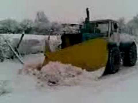 T150 snegorin kirowiec