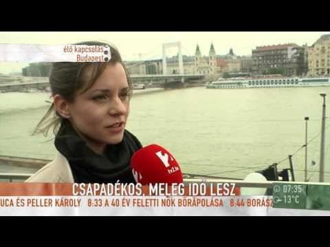Csütörtöktől ismét elromlik az idő - tv2.hu/mokka