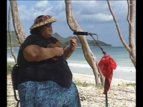 Bruddah Iz ~ White Sandy Beach Video