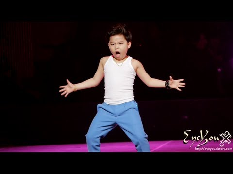 Gangnam Style Kid Psy By Eyeyou video