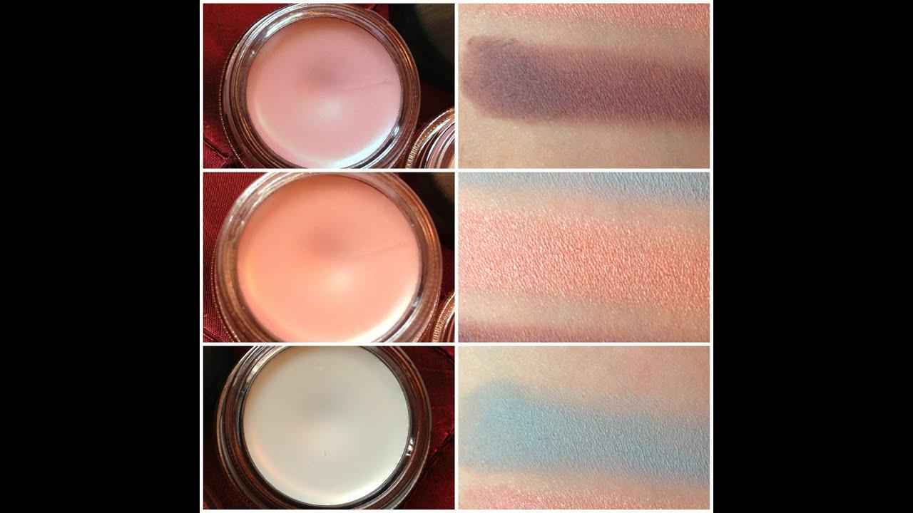 Mac pro longwear paint pot perky clearwater smoked for Mac pro longwear paint pot painterly