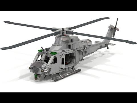 Lego UH-1Y Venom (Super Huey)