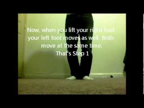 How to Shuffle Dance Part 2