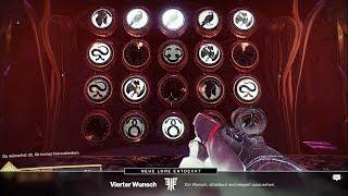 Destiny 2 - Raid Rätsel Wünsche + Solo erste Raid Kiste holen | Letzter Wunsch Raid