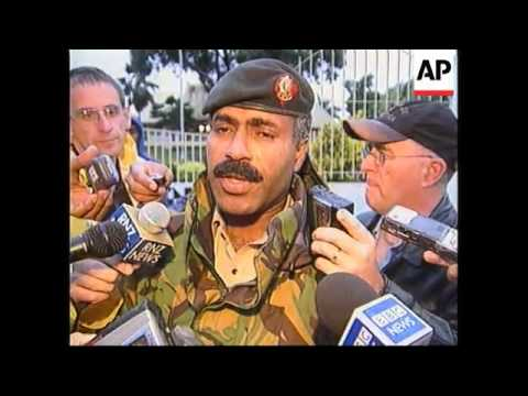 FIJI: COUP: HOSTAGES LATEST (2)