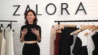 The Modern Minimalist | ZALORA Womenswear | Style Sessions Tutorial