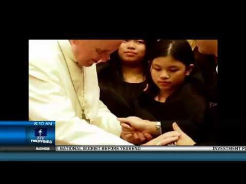 Pope Francis is Lolo Kiko