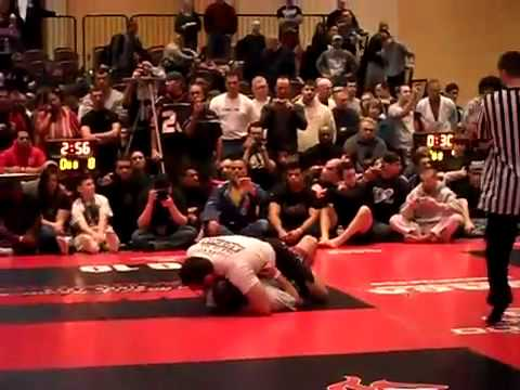 World Champion Gabriel Gonzaga Grappling with Mat Santos Team Link Woercester BJJ MA Image 1