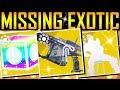Destiny 2 - MISSING EXOTIC! Hidden Thorn Perk!