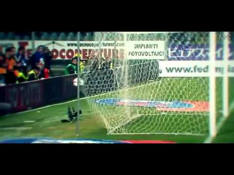 Mirko Vucinic -Skills and Goals 2012
