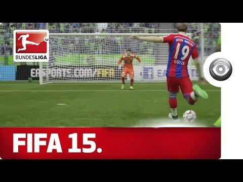 VfL Wolfsburg vs. FC Bayern München - FIFA 15 Prediction with EA SPORTS