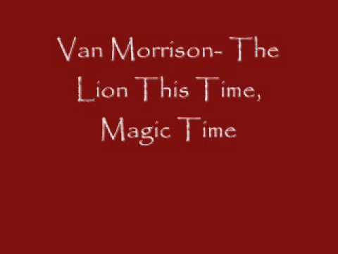 Van Morrison - The Lion This Time