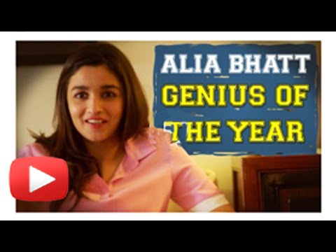Bollywood Celebs React To Alia Bhatt Genius Of The Year Video | Aib video