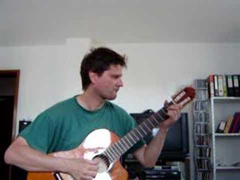 Fernando Sor - Estudio No 9 Opus 35