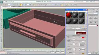 Architectural tutorial on 3ds Max - cabinet-part2