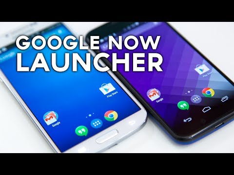 How To Install The Google Now Launcher On Any Android Device