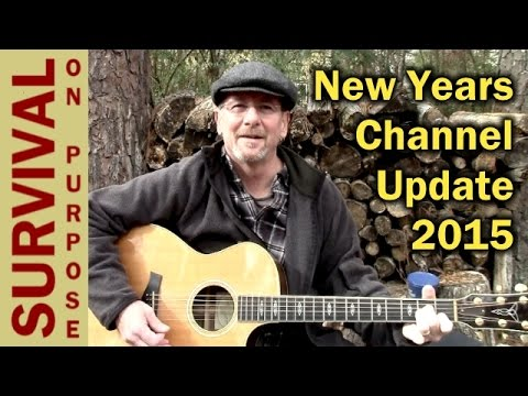 New Year's Channel Update 2015 - Survival Videos