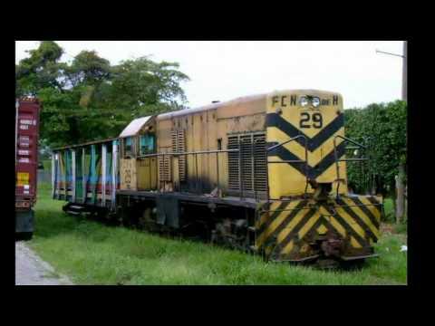 El ferrocarril Honduras