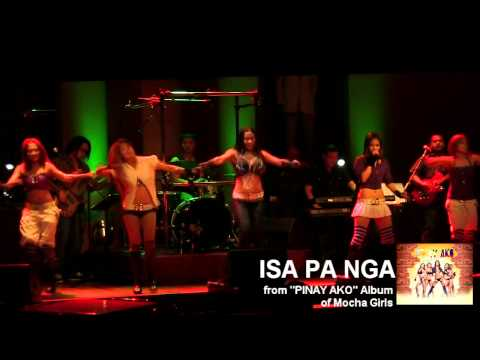 MOCHA GIRLS with ICE Band live @ Hard Rock Café, Makati - Isa Pa Nga (New Single)
