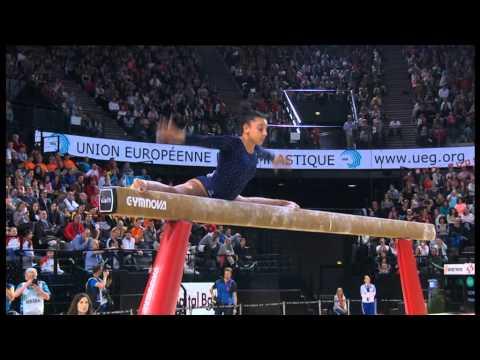 Women's Beam Final - 2015 European Championships Montpellier