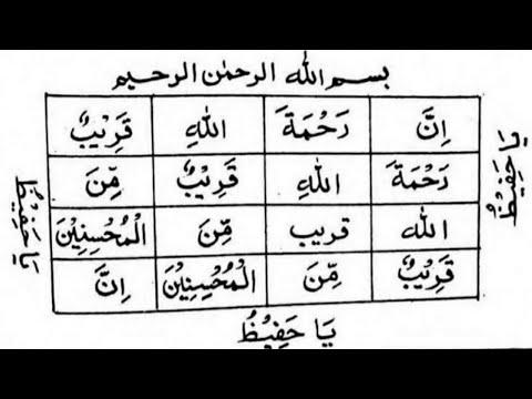 Ashura Ka Powerful Taweez Dushmano Se Hifazat Ke Liye Wazifa