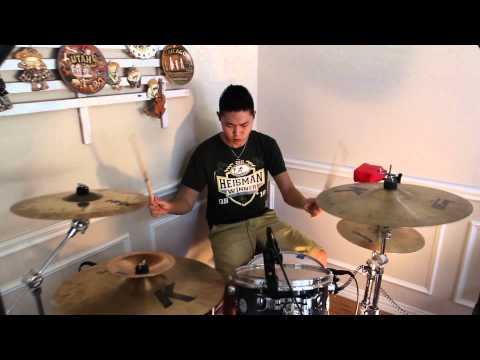 I Surrender All - Jesus Culture (drum Cover) video